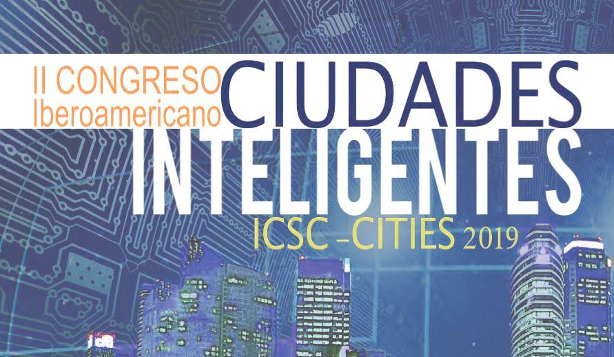II Congreso Iberoamericano de Ciudades Inteligentes